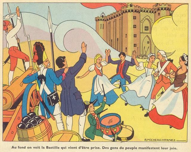 Bastille 14 juillet