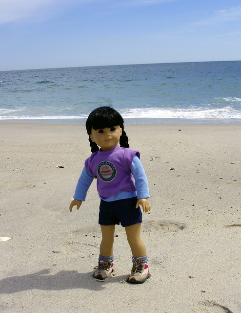 Inky at Fire Island: 11
