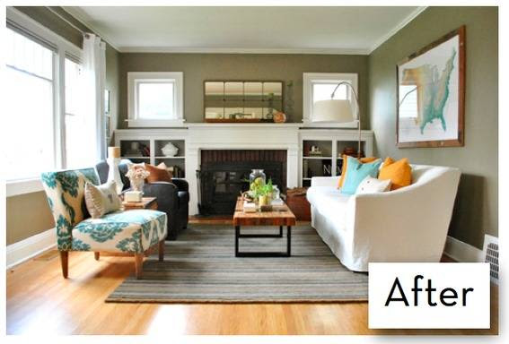 Dining/Living Room Makeover » Curbly | DIY Design Community