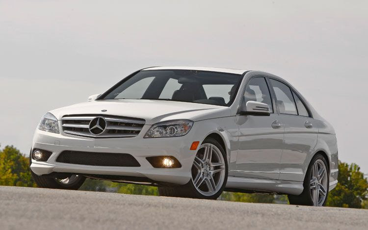 Mercedes-Benz Recalls 85,000 C-Class, E-Class Vehicles for ...