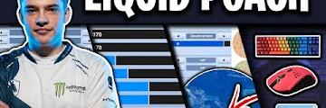 Download Liquid Poach Fortnite Settings Mp3 Mp4 Free All