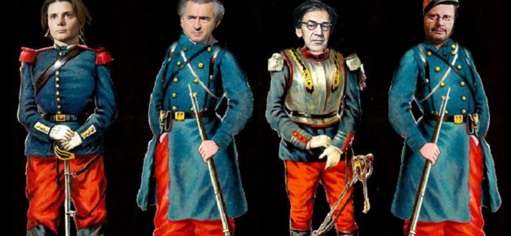 Sergents du néoconservatisme et extrémisme, lutte ou alliance ?