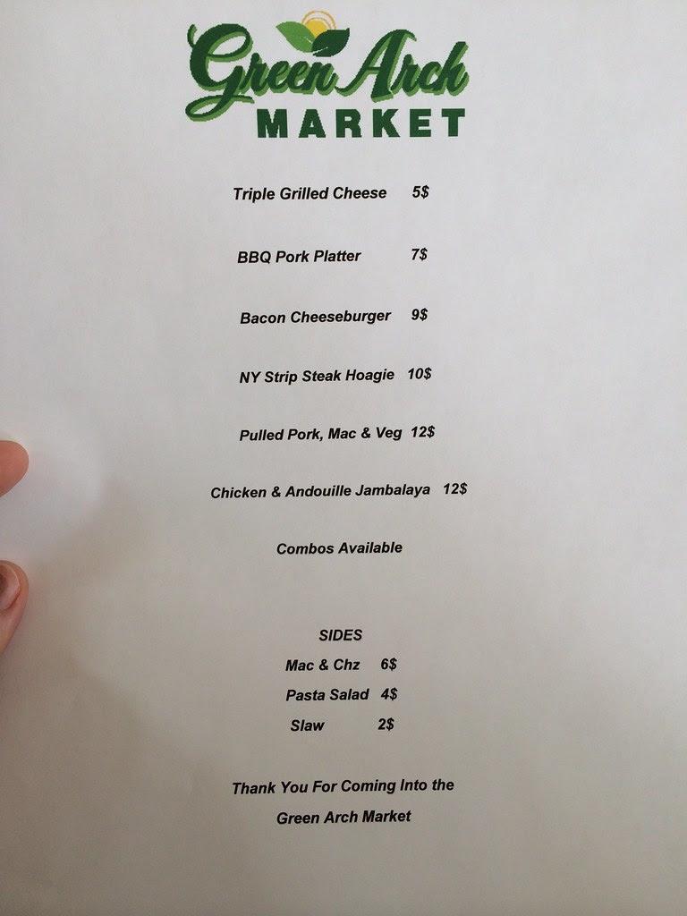 Green Arch Market