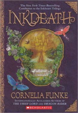 Inkdeath Turtleback School Amp Library Binding Edition By