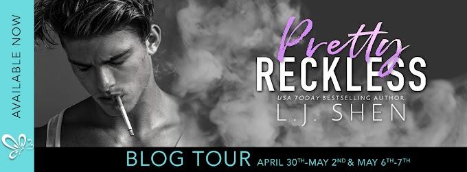 Blog Tour: PRETTY RECKLESS by L.J. Shen