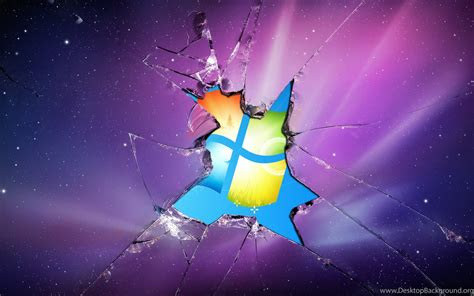 windows  broken screen iphone wallpapers brands