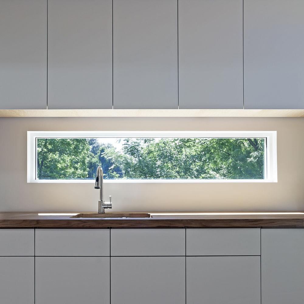 glass window backsplashInterior Design Ideas.
