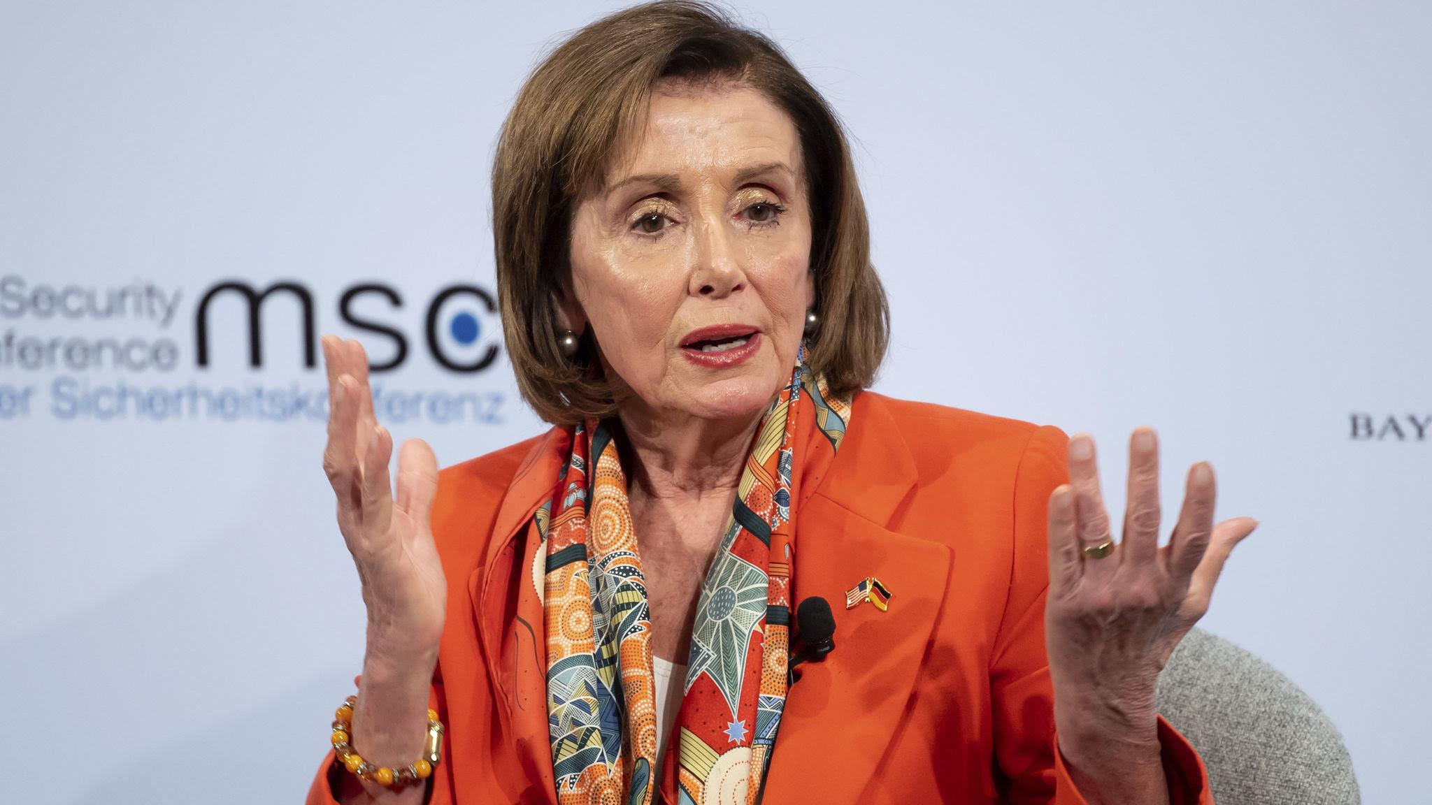 Nancy Pelosi Warns Europe Over Huawei 5g Dangers Financial Times
