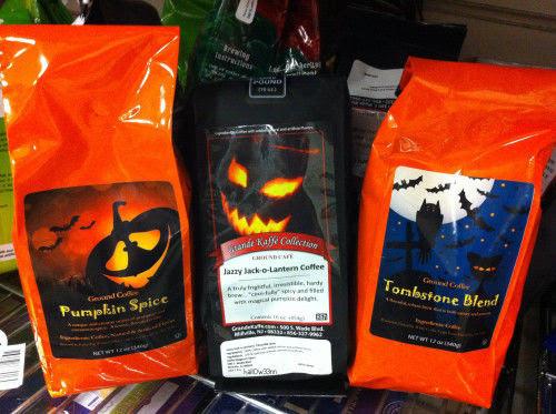 Halloween Themed Coffee Pictures Photos And Images For Facebook Tumblr Pinterest And Twitter