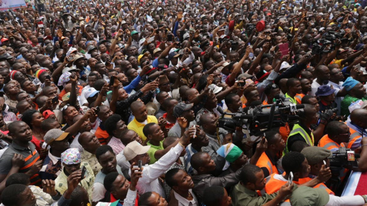 Image result for Nigeria's population hits 198m