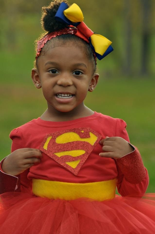 Super Girl #diy #halloweencostume #halloween #kidscostumes #costumes #superherocostumes