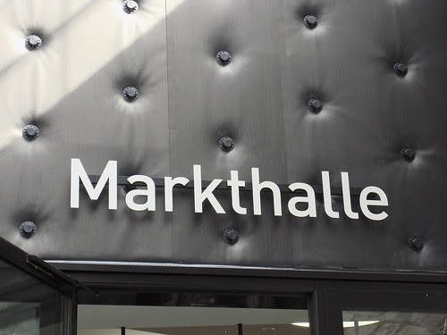 Restaurant Markthalle Viadukt Zürich