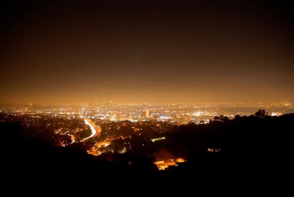Image result for light pollution