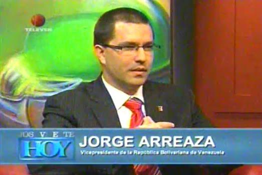 (VIDEO) Vicepresidente Arreaza: Gobierno Nacional tomará importantes decisiones para liquidar el Estado burgués