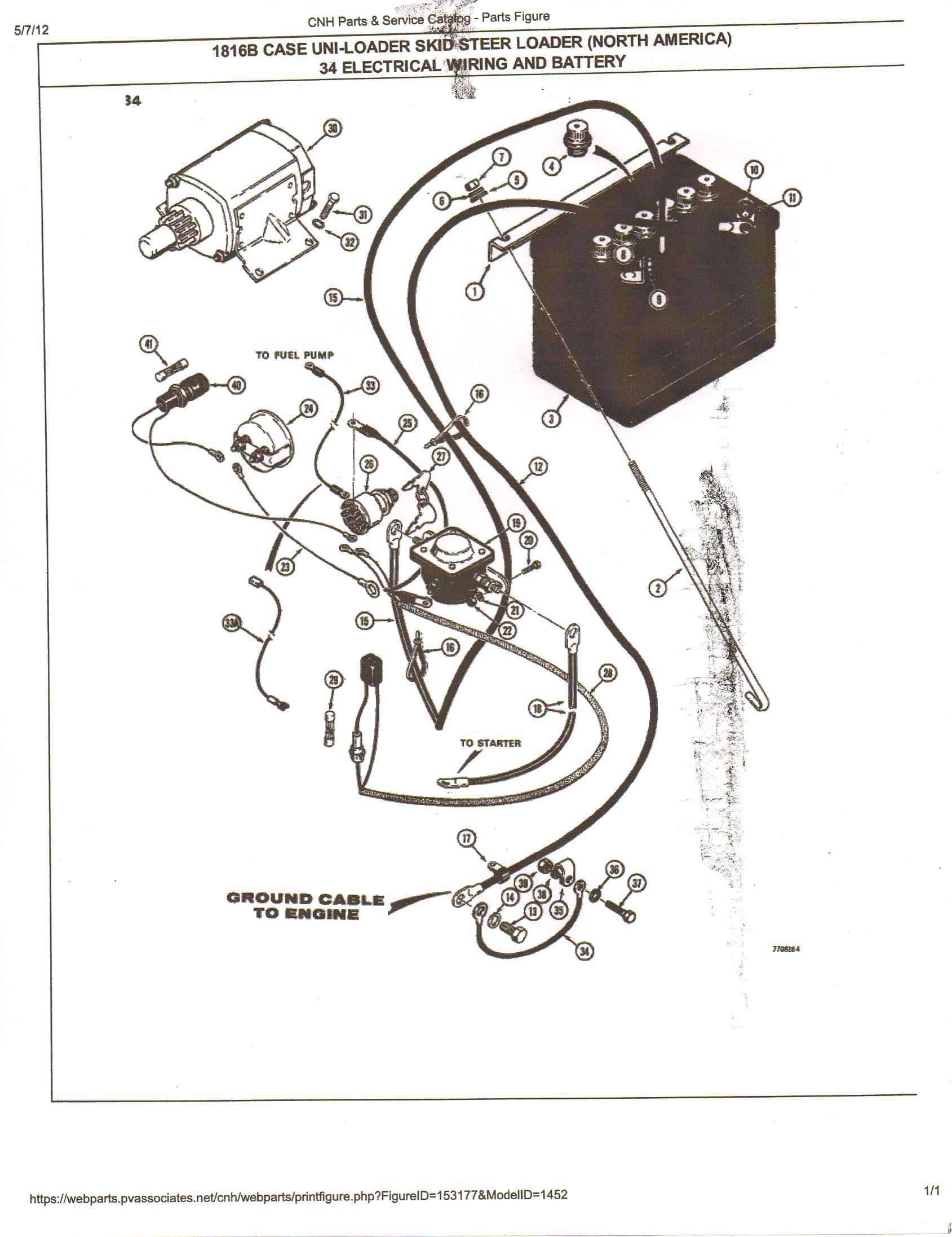 Case Excavator Wiring Diagrams 1988 Chevy Astro Van Alternator Wiring Diagram Begeboy Wiring Diagram Source