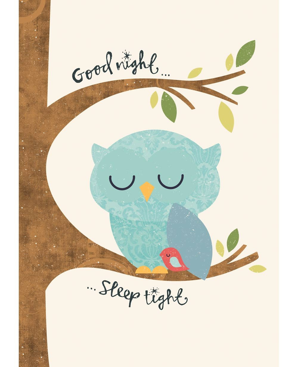 Charlotte Smarty Pants Night Night Sleep Tight