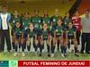 Regionais de Itapetininga: Futsal feminino sub 21 de Jundiaí estreia com vitória