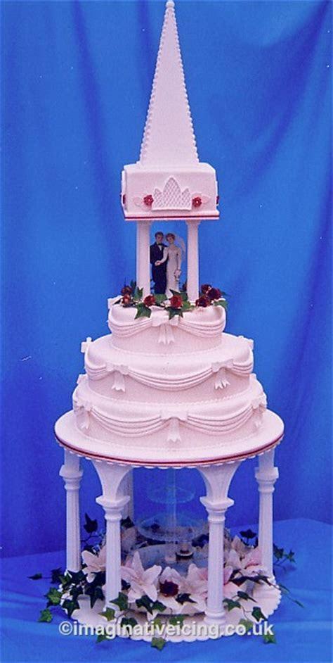 Church Spire Wedding Cake   Imaginative Icing   Cakes