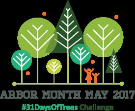 Arbor Month 2017 logo