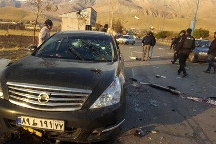 Killer Robot? Assassination of Iranian Scientist Feeds Conflicting Accounts