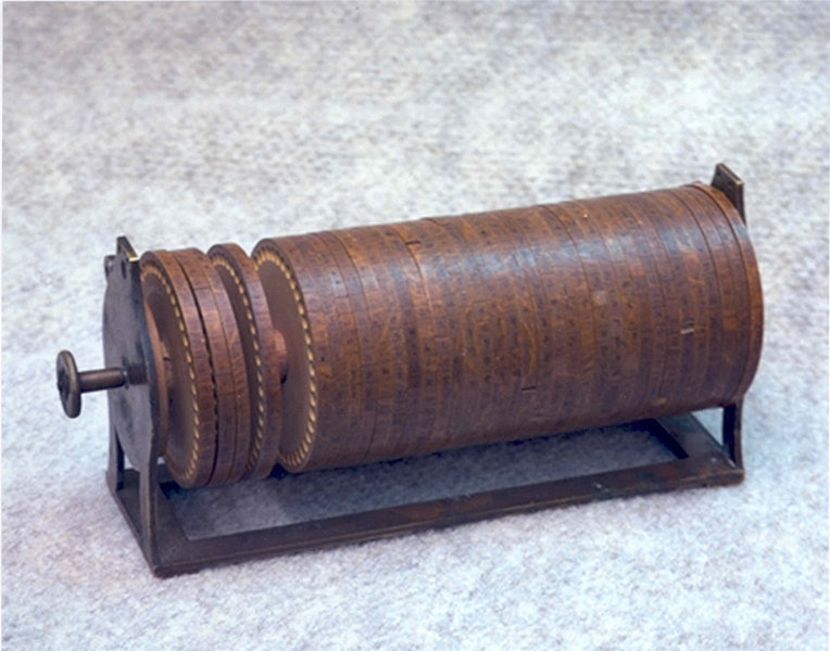 Thomas Jefferson's disk cipher