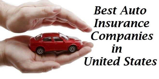 Auto Insurance Companies USA Latest 2017 - My Site