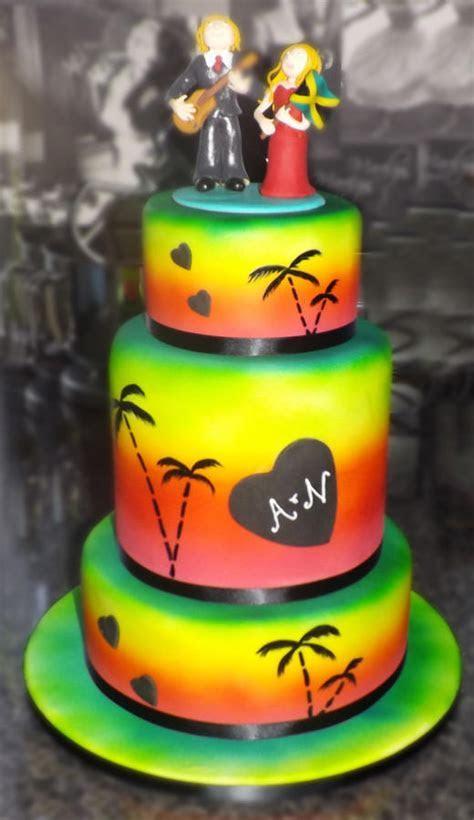 Jamaican Wedding Cake   cake by TheNiceSliceBakery