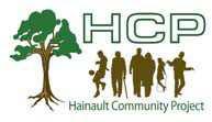 Hainault Community Project logo