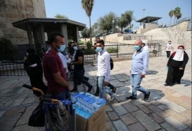اسرائیل نے ملک بھر میں لاک ڈاؤن سے نمٹنے کے لئے معیشت کو مستحکم کرنے کےلیے اقدام اٹھائے