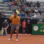 VIDEO - Nick Kyrgios commence son match contre Daniil Medvedev par un service à la cuillère - Masters Rome