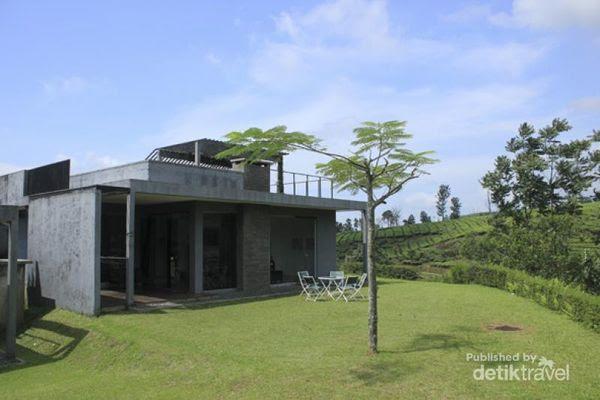 Tea Garden Resort, nyantai di Subang...