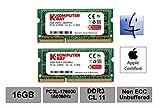 MacBook Pro 2012midモデルのメモリを4→16GBにしたらすごく快適になった