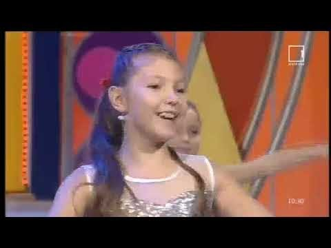 Mihaela Cazacu în semifinalul emisiunii Ring Star