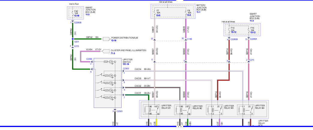 Ford F350 Upfitter Switch Wiring Diagram Wiring Diagram System Path Norm A Path Norm A Ediliadesign It