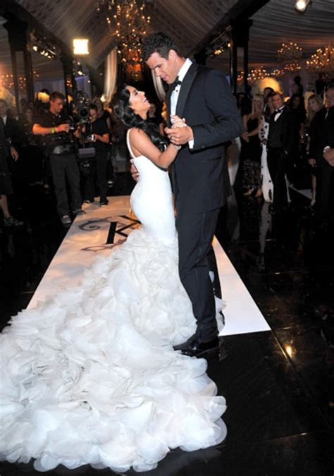 Newlywed Dance   Kim Kardashian's Wedding Album   Us Weekly