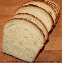 Golden Cake Bread