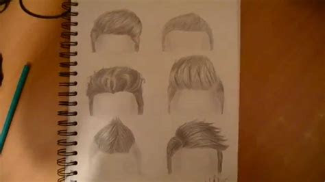 drawing  similar boy hairstyles youtube