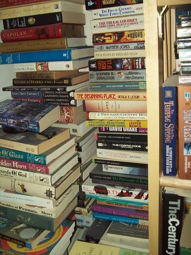 Bookshelves 29
