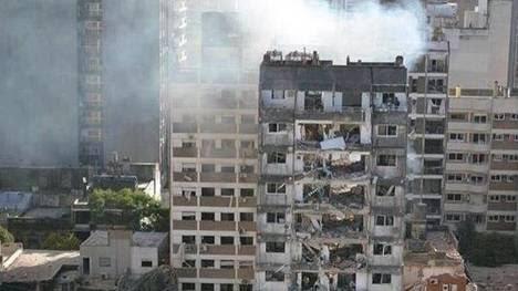 Explosion en Rosario