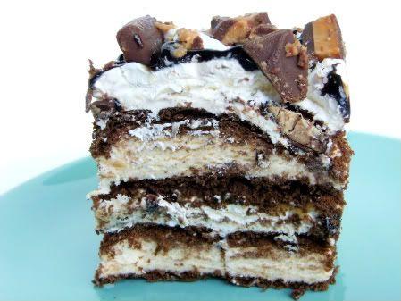 ice cream sand dessert