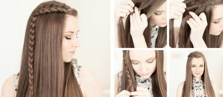 Coole Frisuren Mit Offenen Haaren