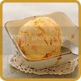 Honey-Apricot Ice Cream