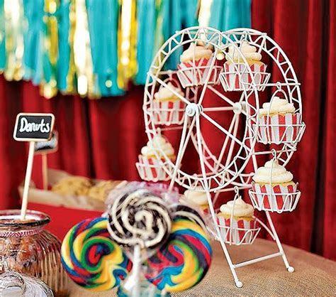 Fabulous Vintage Carnival Wedding Theme   Carnival