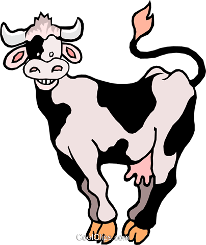 Resultado de imagem para vaca desenho animado