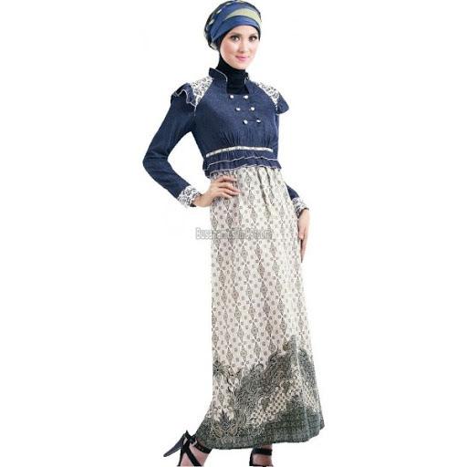 Model  Baju  Gamis yang Pas Brekelesix s Blog