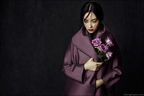Flowers in December, Phuong My FW13/14 by zemotion