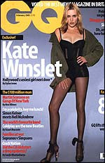 GQ's Kate Winslet photoshoot