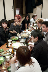 java-ja 第一回 チキチキ YDD 新年会!!, 北の味紀行と地酒 北海道, 池袋