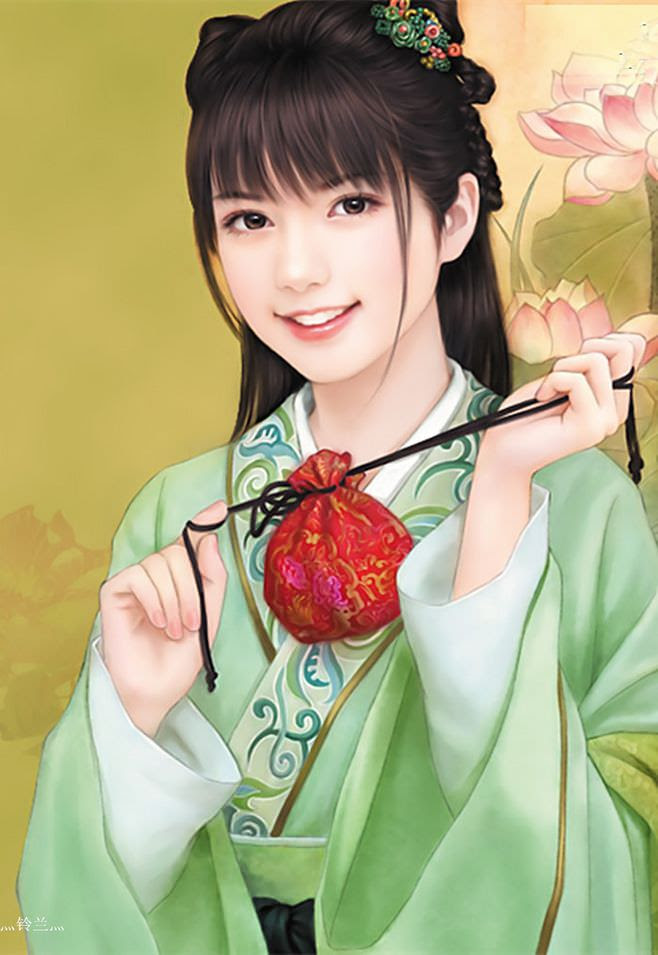 トップセレクション 中国 美人 画 イラスト ベスト キャラクター