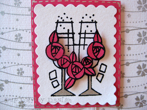 S&A Wedding Card Detail by you.